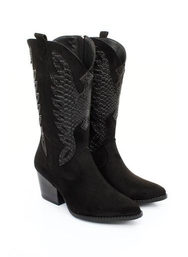 G.Ö.N. Çizme Siyah